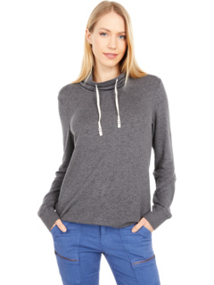 Tunnel Neck Cloud Jersey Pullover Lucky Brand