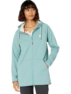 Crown Weatherproof Long Full Zip Fleece Burton
