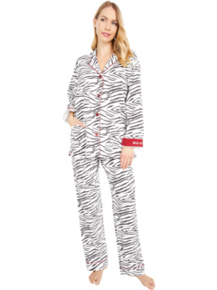 Wild at Heart Flannel Pajama Set P.J. Salvage