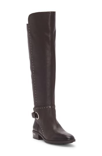 Poppidal Knee High Riding Boot Vince Camuto