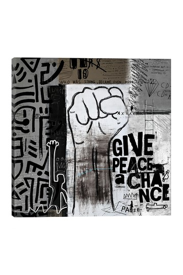 Give Peace A Chance by Nikki Chu No brands