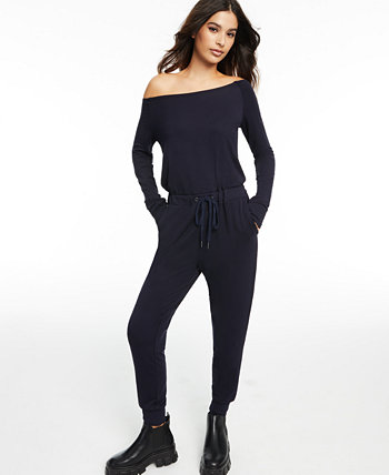 CULPOS x INC Off-The-Shoulder Jumpsuit, Created for Macy's INC International Concepts
