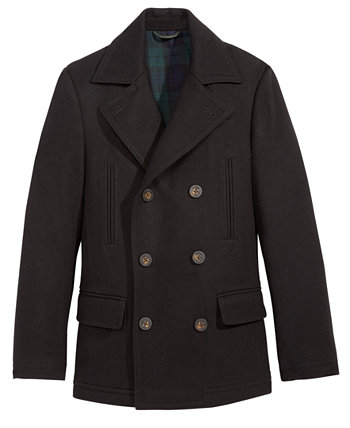 Big Boys Peacoat Ralph Lauren