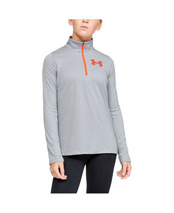 Girls 'Tech ™ ½ Zip Under Armour