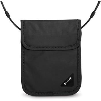 Coversafe X75 Neck Wallet - Black Pacsafe