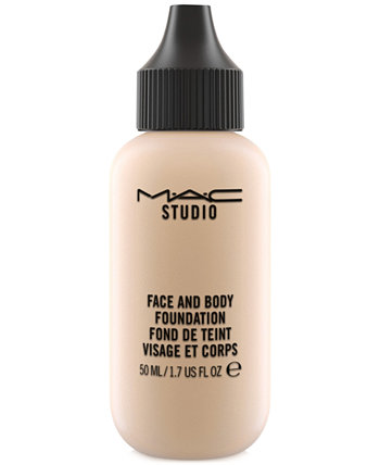 Студия Face and Body Foundation, 1,7 унции. MAC Cosmetics