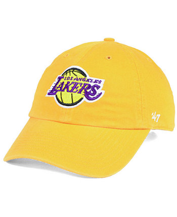 Кепка Los Angeles Lakers CLEAN UP '47 Brand