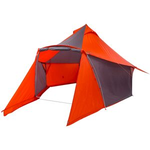 Big Agnes Mint Saloon Tent: 8-Person 3-Season Big Agnes