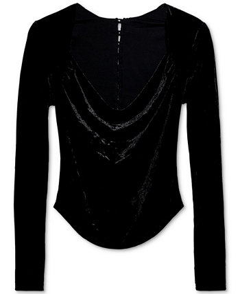 Perfect Date Cowlneck Top Free People