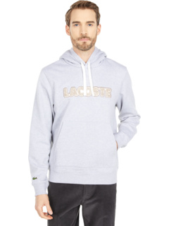 Long Sleeve Graphic Hoodie Lacoste