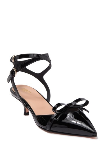 Patent Leather Slingback Pump RED VALENTINO
