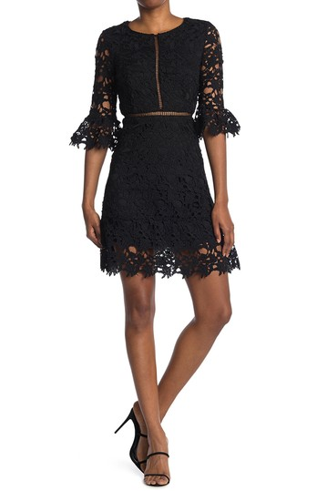 Lace Bell Sleeve Dress Love by Design