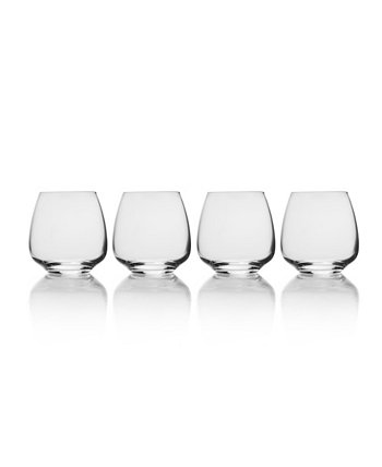 Melody Double Old Fashioned Set of 4, 15 oz MIKASA
