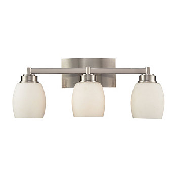 Northport 3-Light Wb in Satin Nickel ELK Lighting