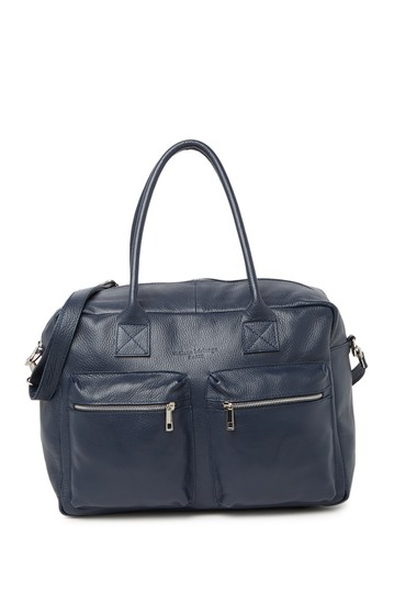 Leather Bowling Bag Maison Heritage