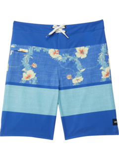 Print Stripe Boardshorts (Big Kids) Vans Kids