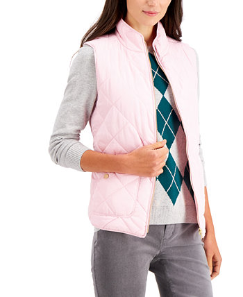 Quilted Vest, Created for Macy's Charter Club