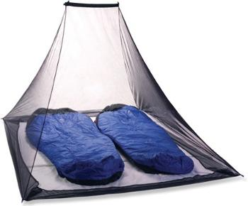 Mosquito Pyramid Insect Shield Net - Double Sea to Summit