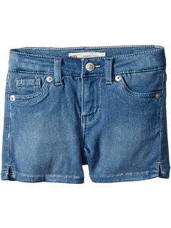 710™ Super Skinny Fit Soft and Silky Shorts (Little Kids) Levi's® Kids