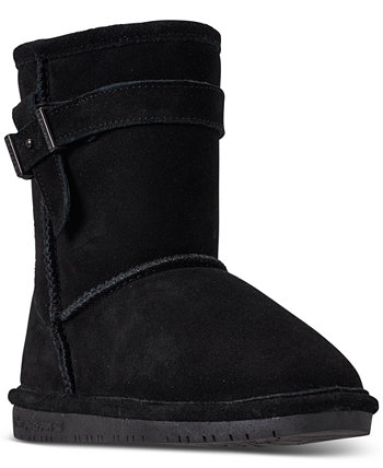 Girls Val Boots from Finish Line Bearpaw