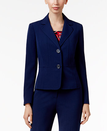 Petite Two-Button Blazer Kasper