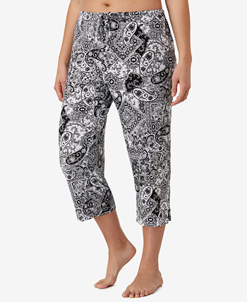 Plus Size Yours to Love Capri Pajama Pants Ellen Tracy