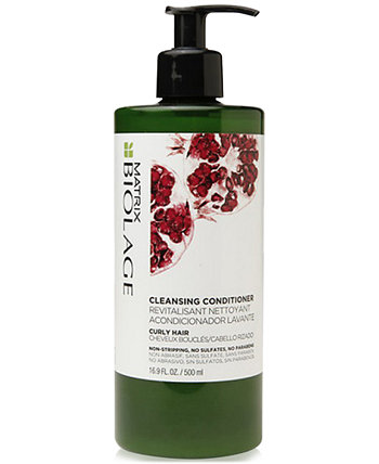 Biolage Cleansing Conditioner For Curly Hair, 16.9-oz., from PUREBEAUTY Salon & Spa Matrix