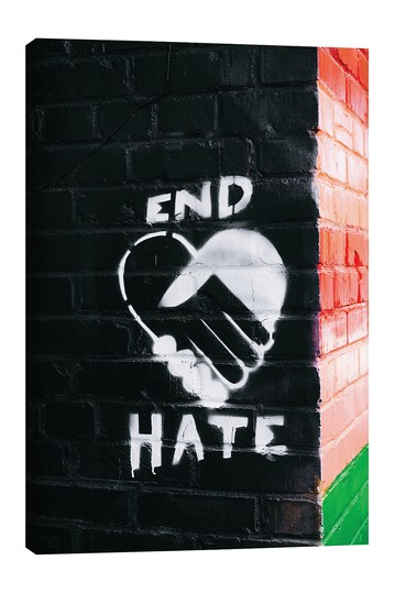 End Hate by Bethany Young No brands