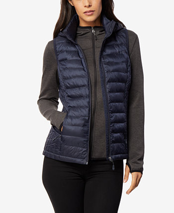 Hooded Packable Down Puffer Vest 32 Degrees