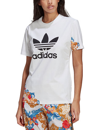 Women's HER Studio London Baroque Floral T-Shirt Adidas