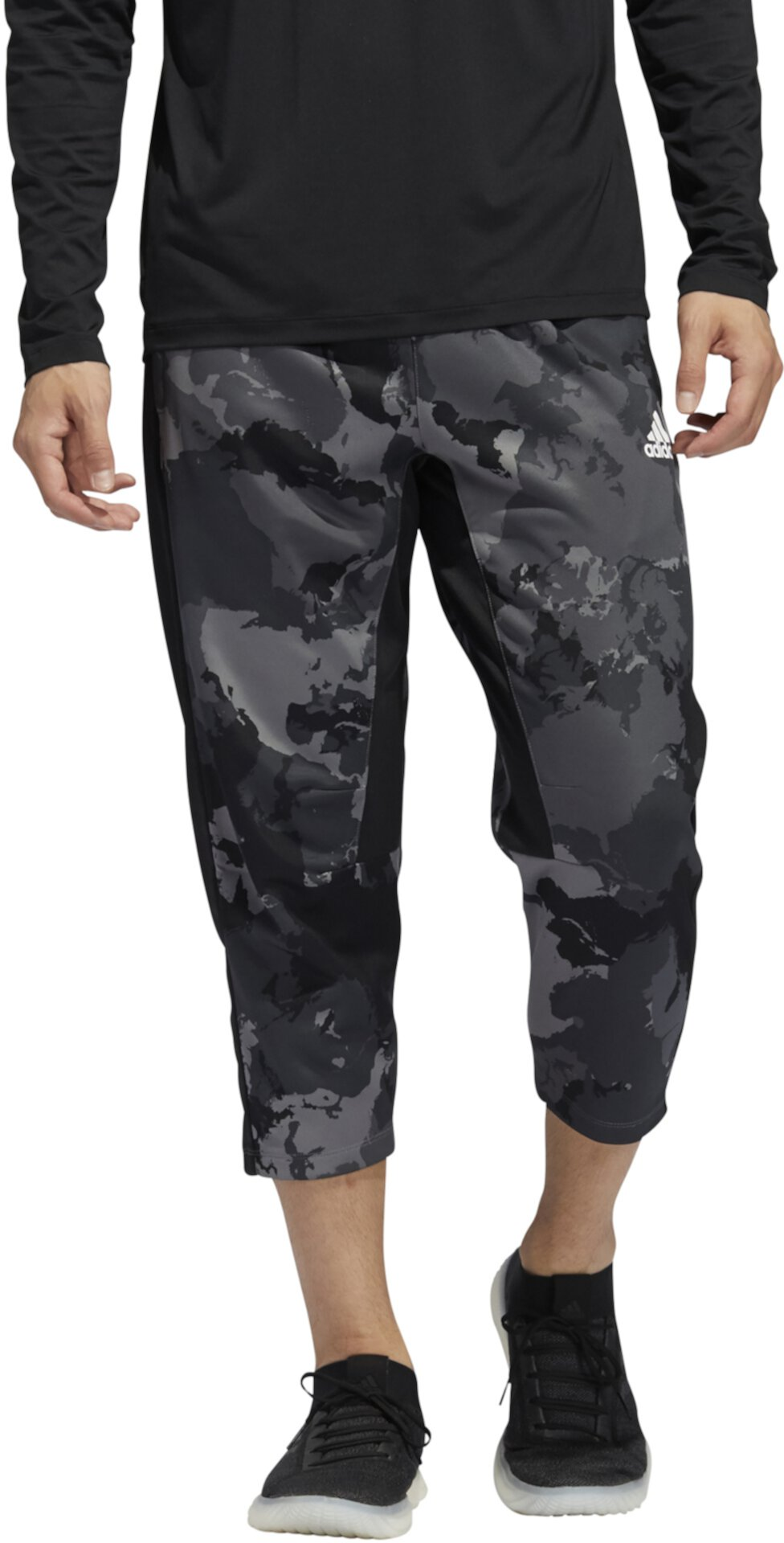 Continent Camo City Cropped Pants Adidas