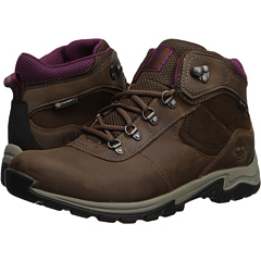 Mt. Maddsen Mid Leather Водонепроницаемый Timberland