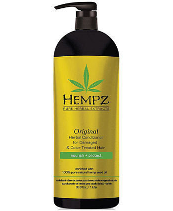 Original Herbal Conditioner, 33-oz., from PUREBEAUTY Salon & Spa Hempz