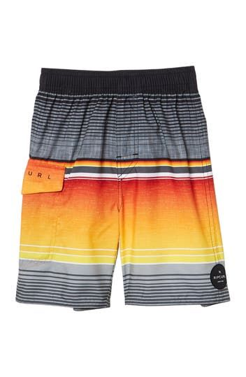 Fadeaway Volley Shorts (Little Boys) Rip Curl