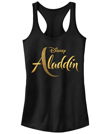 Майка с логотипом Disney Juniors Aladdin Aladdin Live Action Ideal Racerback FIFTH SUN