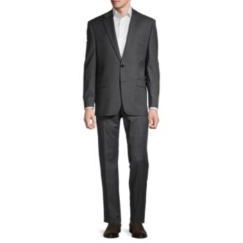 Lexington Standard-Fit Sharkskin Wool-Blend Suit LAUREN Ralph Lauren