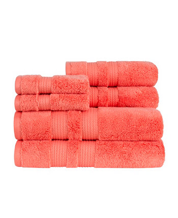 Bel Aire 6-Pc. Towel Set Caro Home
