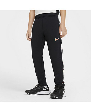 Big Boys Dri-fit Graphic Tapered Training Pants Nike