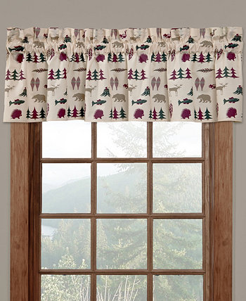 True Grit Northern Exposure Valance Karin Maki