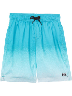 All Day Fade Layback Boardshorts (Toddler/Little Kids) Billabong Kids