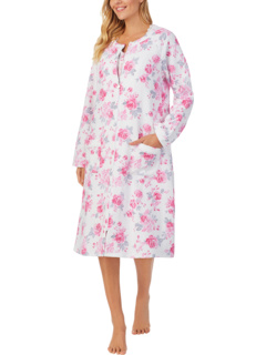 Long Sleeve Long Zip Robe Eileen West