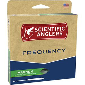 Scientific Anglers Frequency Magnum Glow Fly Line Scientific Anglers
