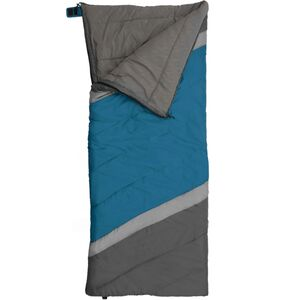 ALPS Mountaineering Spectrum Double Sleeping Bag: +20F Degree Synthetic ALPS Mountaineering