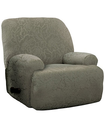 Floral Jumbo Recliner Stretch  Slipcover P/Kaufmann Home