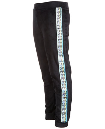Big Girls Velour Taped Sweatpants, Created for Macy's Ideology