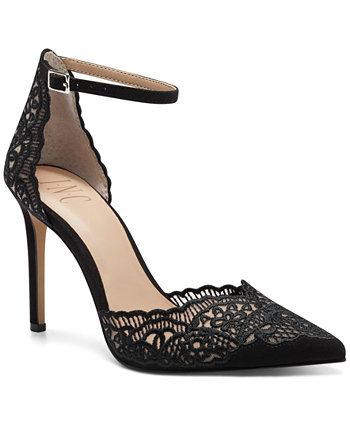 INC Women's Kinlee Two-Piece Pointed-Toe Dress Pumps, Created for Macy's INC International Concepts