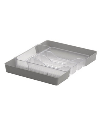 Diversified Hexa 5-Divider Expandable Silverware Tray Spectrum