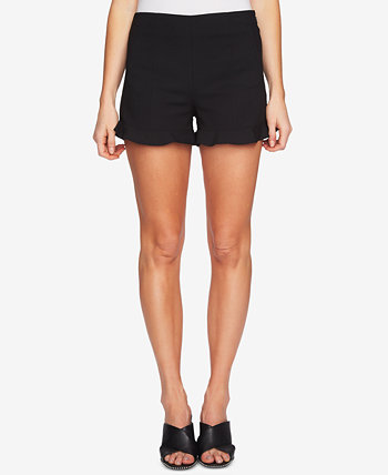 Ruffle-Hem Welt-Pocket Shorts 1.STATE