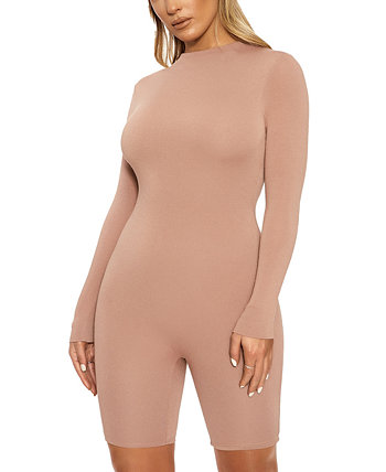 All Body Short Romper Naked Wardrobe
