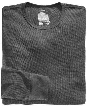 Men's Big and Tall Thermal Undershirt, Created for Macy's Alfani